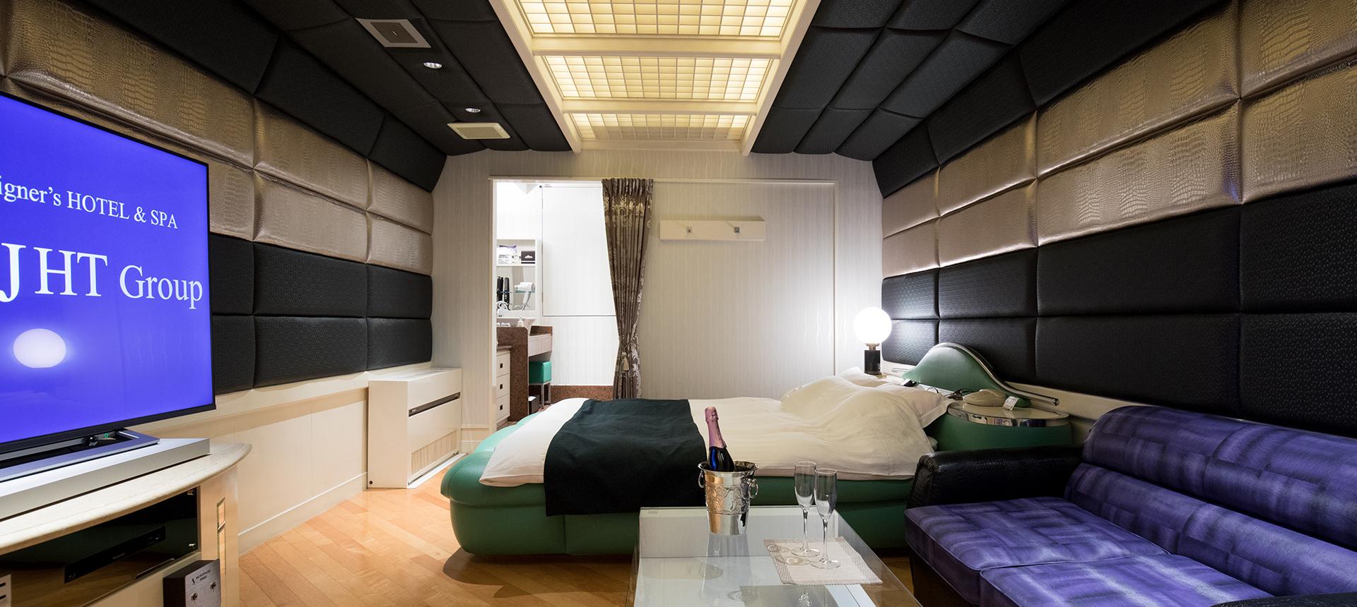 ホテルペリエ406号室