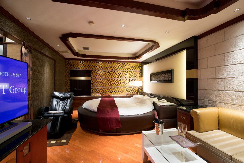 ホテルペリエの305号室